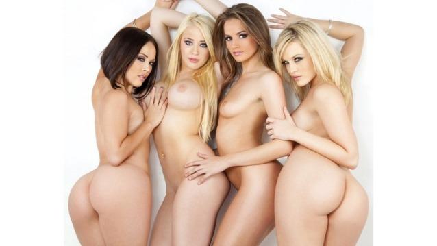 видео голые красивые девушка